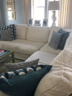 Off white Sectional for Sale in McLean,  VA