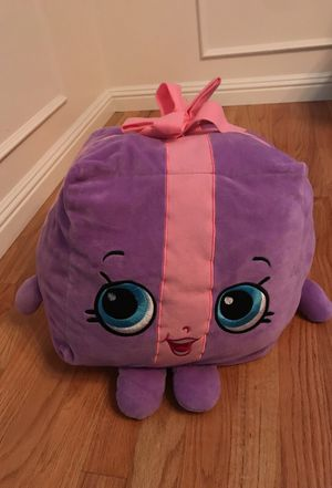 Shopkin pillow / stuffy for Sale in Clackamas, OR