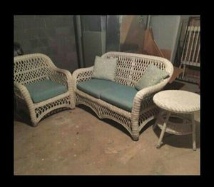 Wicker furniture for Sale in Avon Lake, OH