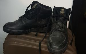 Steel toe work boots for Sale in Parma, OH