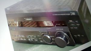 Sony receiver STR-DE545 and onkyo DXC340 cd player for Sale in Austin, TX