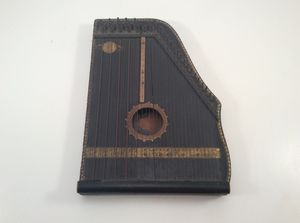 Menzenhauer's Guitar Zither Wall Hanging for Sale in Durham, NC