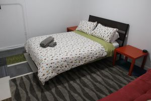 IKEA bed frame ONLY for Sale in PECK SLIP, NY