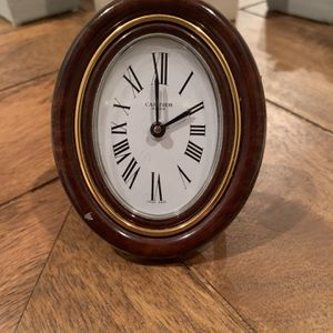 VINTAGE CARTIER BAIGNOIRE CLOCK for Sale in Chevy Chase, MD