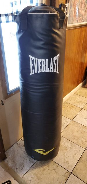 Everlast punching bag for Sale in Portland, OR