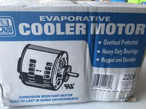 Cooler motor for Sale in Dallas, TX