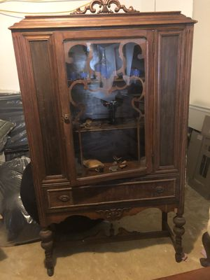 Antique Cabinet Chest for Sale in East Riverdale, MD