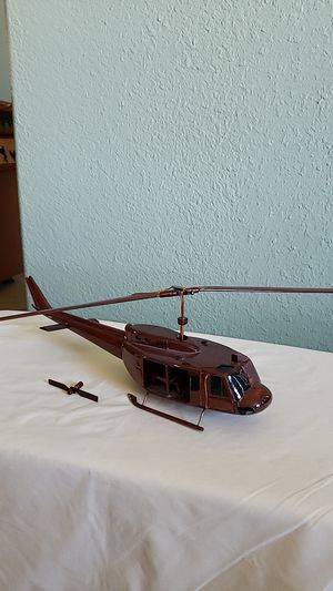 wooden helicopter for Sale in Gilbert, AZ