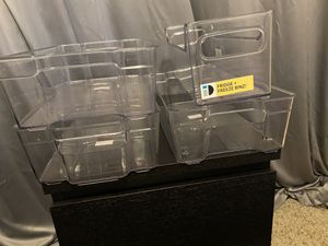 All purpose storage container or organization bins for Sale in Norcross, GA