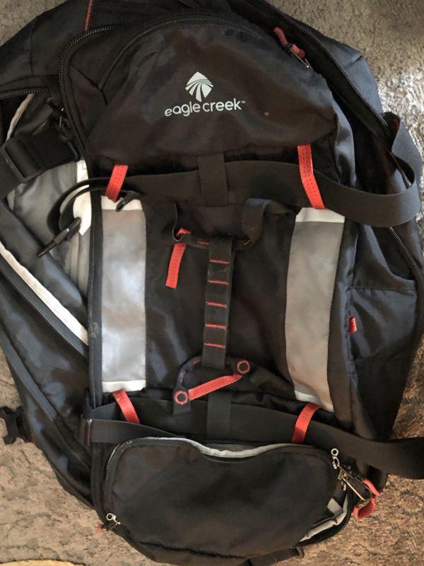 Eagle Creek load hauler expandable duffle bag