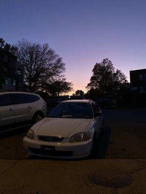Honda Civic 97 for Sale in Arlington, VA