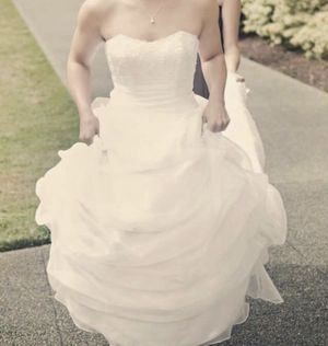 David's Bridal Wedding Dress for Sale in Lacey, WA