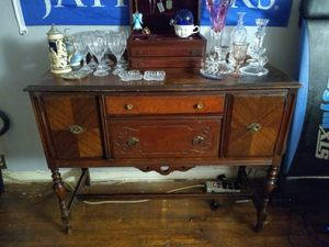 Antique vintage buffet and dresser for Sale in Wichita, KS