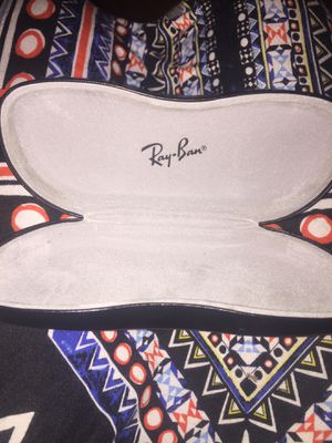 Ray Ban Sunglasses Case for Sale in Little Rock, AR