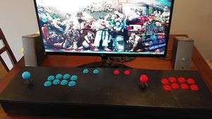 Two player arcade emulation station for Sale in Damascus, OR