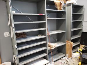 Metal shelving for Sale in Kent, WA