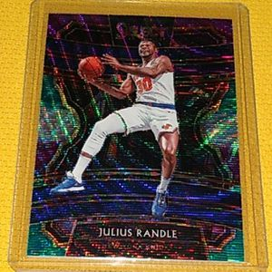 New York Knicks Julius Randle Card for Sale in Joliet, IL