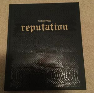 Taylor Swift Reputation Tour VIP Hardback book Limited Edition for Sale in Goodlettsville, TN