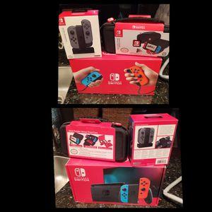 Nintendo switch bundle for Sale in Nashville, TN