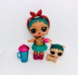 Lol Surprise Galm Glitter Coconut Qt & Coco Pet Runt for Sale in Brooklyn,  NY