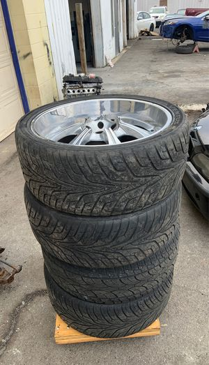 305/35/24 rims for Sale in Waterbury, CT
