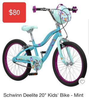 "Nes in box Schwinn 20"" girls bike $80 FIRM for Sale in Redlands, CA"