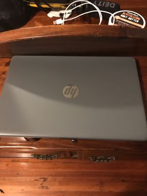 HP Laptop 1 TB of storage 8GB of RAM for Sale in Oneonta, NY