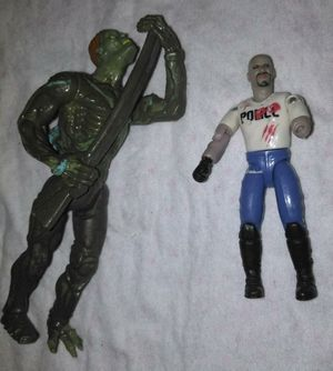 Action figure toys for Sale in Fresno, CA