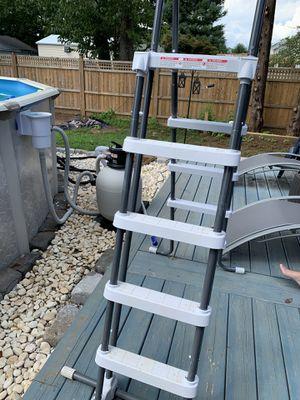 Pool ladder for Sale in Fredericksburg, VA