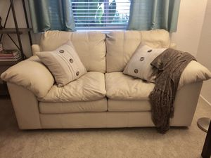Leather Couch for Sale in San Diego, CA