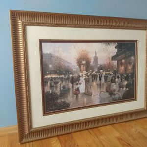 Big Picture Frame for Sale in Bolingbrook, IL