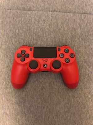 Red PS4 controller for Sale in Arnold, MD