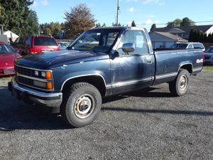 1989 Chevy Silverado 2500 for Sale in Tacoma, WA