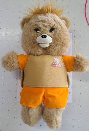 Like New 2017 Story Telling Teddy Ruxpin for Sale in Stockton, CA