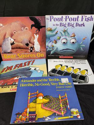 Lot of 5 children's books for Sale in Zanesville, OH
