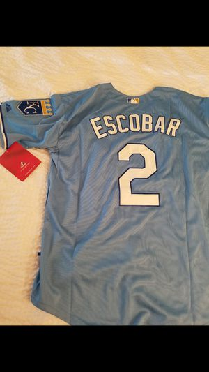 Royals ,baseball size XXL escobar for Sale in Boston, MA