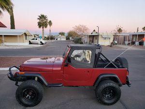 1991 jeep wrangler... for Sale in Tucson, AZ