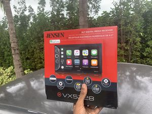 "Touchscreen Car Stereo Receiver 6.2"" for Sale in Miami Gardens, FL"