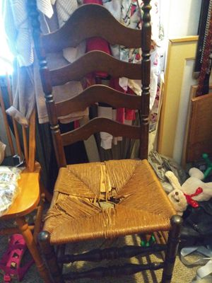 ANTIQUE SECRETARY CHAIR for Sale in Kenneth City, FL