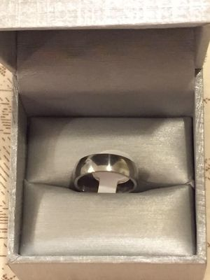UNISEX 😍💍Stainless Steel Engagement Ring for Sale in Dallas, TX