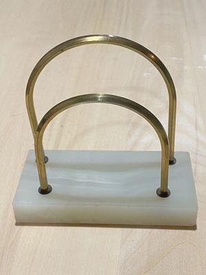 3 Set Of Vintage Brass Desk Accessories for Sale in Annandale, VA