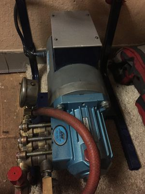 Electric pressure washer pump for Sale in Las Vegas, NV