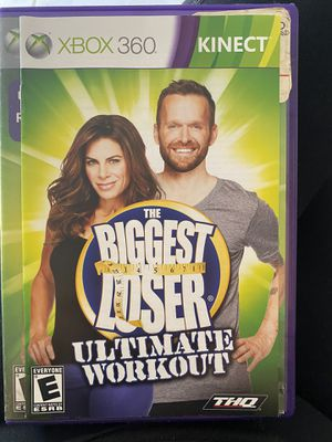 The Biggest Loser Ultimate Workout Xbox 360 Kinect for Sale in Miramar, FL