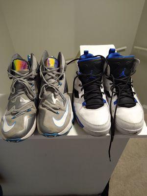 LeBron's & Jordans 💯 for Sale in Thornton, CO
