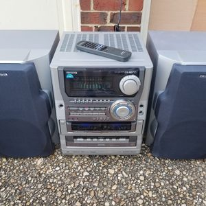 AIWA stereo system for Sale in Chesapeake, VA