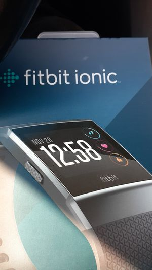 Fitbit ionic for Sale in Santa Ana, CA