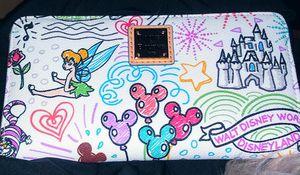 Disney Dooney and Bourke Castle wristlet wallet for Sale in Santa Ana, CA