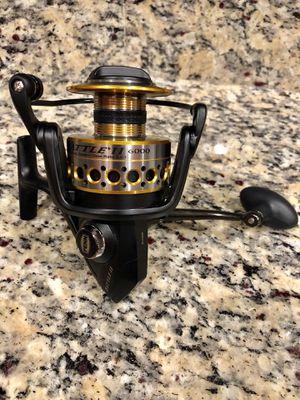 New Penn Battle II 6000 Fishing Reel for Sale in NEW PRT RCHY, FL