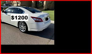 Only$1200 MaximaNissan2009 for Sale in Frederick, MD