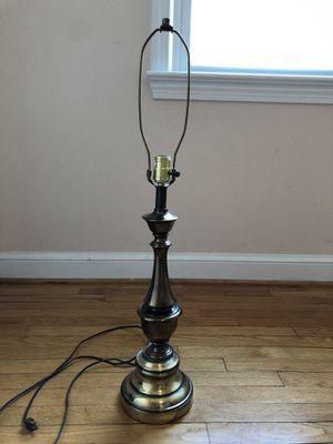 Gold lamp base for Sale in Arlington, VA